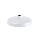 L-1 LED Table/Desk Base, White