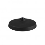 L-1 LED Table/Desk Base, Black