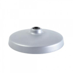 L-1 LED Table/Desk Base, Silver Grey