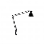 L-1 LED Task Light with Edge Clamp, Black