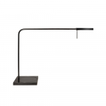 Ninety LED Task Light with Desk Base and USB Port
