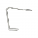 Ovelo LED Task Light with Desk Base, White
