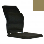 "12"" Deluxe Seat Support, Light Brown"