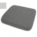 "12"" Seat Support Bottom, Grey"