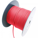 2 Channel 26 AWG Console Cable, 656 ft, Red
