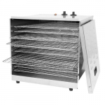 CE-CN-0010-D Stainless Steel Food Dehydrator with 10 Rack