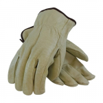 70-301 Top Grain Pigskin Leather Drivers Glove, L