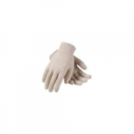 35-C104 Seamless Knit Cotton / Polyester Glove, 7 Gauge, L