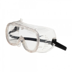 440 Basic Direct Vent Goggle with Clear Body and Lens