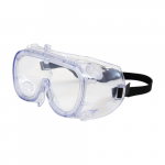 551 Softsides Vent Goggle with Clear Blue Body, Lens