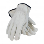68-103 Top Grain Cowhide Leather Drivers Glove, L
