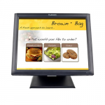 "PT1745R-BK 17"" Resistive Touch Screen"