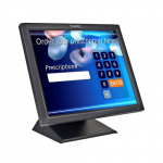 "Pt1945R 19"" Black Resistive Touch Screen"