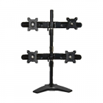 Large Format Quad Monitor Stand