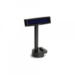 Display, 9 mm Characters, Serial Interface, Black