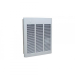 Commercial Fan-Forced Wall Heater, 208/240 Volt
