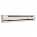 "Commercial Baseboard Heater, 60"" Long, 208 Volt"