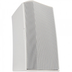 "2-Way 150W Surface Mount Loudspeaker, 6.5"", White"