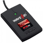 pcProx Card Reader, 5V, Black