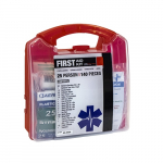 25-Person First Aid Kit, 140 Pieces