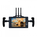 7-Inch Full HD Monitor/Receiver, Gold Mount