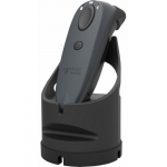 D700 Barcode Scanner, Gray, Charging Dock