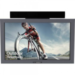 "Pro Series 32"" Outdoor Television, Silver"