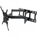 "Outdoor Dual Arm Mount for 49"" to 80"" TV"