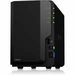 2 - Bay NAS DiskStation, 1.4Ghz, 2GB DDR4