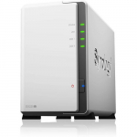 2 - Bay NAS DiskStation (Diskless), 512MB