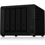 4 - Bay NAS DiskStation, Intel Celeron J3455, 4GB