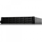 12 - Bay NAS RackStation Plus, 4GB DDR4