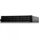 12 - Bay Sas NAS (Diskless), HDD 10TB, 16GB RAM
