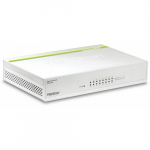 16-Port Gigabit GREENnet Switch