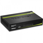 8-Port Gigabit GREENnet Switch (Metal)