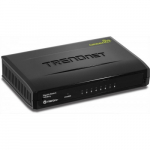 8-Port Gigabit GREENnet Switch