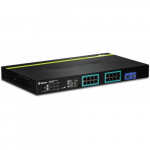 16-Port Gigabit Web Smart PoE+ Switch