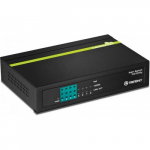 8-Port GREENnet Gigabit PoE+ Switch