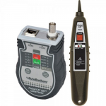 CAT5/6 - Coax Tester/Toner with Probe