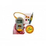 Test & Certify CAT 3, 5, 5e & 6 Cable Tester