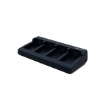 4-Slot Battery Charger Cradle for HT680, HT682