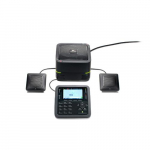 IP & USB Conference Phone W/Extension Microphones