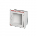 AED Plus Recessed Wall Mounting Cabinet
